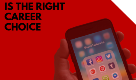 Why social media marketing as a career is the right choice